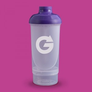 Shaker Transparent-Violet Casual